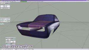 Spades - 2012-04-29 - Chevette 3d - Making Of 006