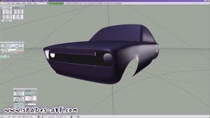 Spades - 2012-04-29 - Chevette 3d - Making Of 007