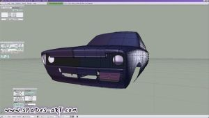 Spades - 2012-04-29 - Chevette 3d - Making Of 008