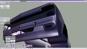 Spades - 2012-04-29 - Chevette 3d - Making Of 009