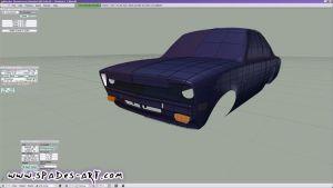 Spades - 2012-04-29 - Chevette 3d - Making Of 012