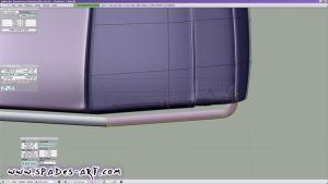 Spades - 2012-04-29 - Chevette 3d - Making Of 015
