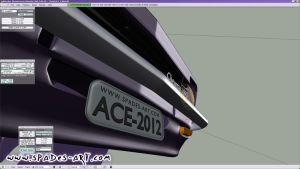 Spades - 2012-04-29 - Chevette 3d - Making Of 017