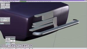 Spades - 2012-04-29 - Chevette 3d - Making Of 022