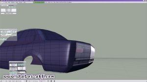 Spades - 2012-04-29 - Chevette 3d - Making Of 024