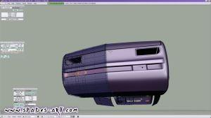 Spades - 2012-04-29 - Chevette 3d - Making Of 026