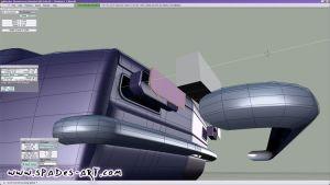 Spades - 2012-04-29 - Chevette 3d - Making Of 029