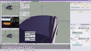 Spades - 2012-04-29 - Chevette 3d - Making Of 034