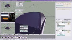 Spades - 2012-04-29 - Chevette 3d - Making Of 035