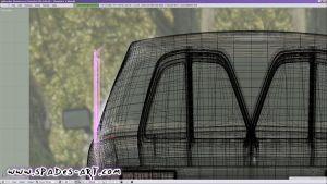 Spades - 2012-04-29 - Chevette 3d - Making Of 036