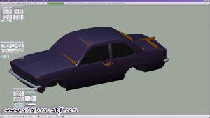 Spades - 2012-04-29 - Chevette 3d - Making Of 041