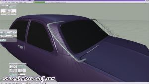 Spades - 2012-04-29 - Chevette 3d - Making Of 051