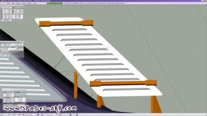 Spades - 2012-04-29 - Chevette 3d - Making Of 058