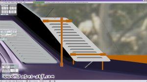 Spades - 2012-04-29 - Chevette 3d - Making Of 060