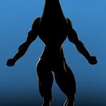 spades-art_-_2007-11-17_-_musclewoman_silhouette_blue_bg1